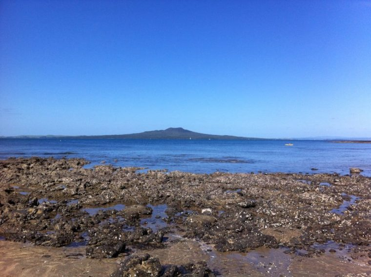 Rangitoto NZ