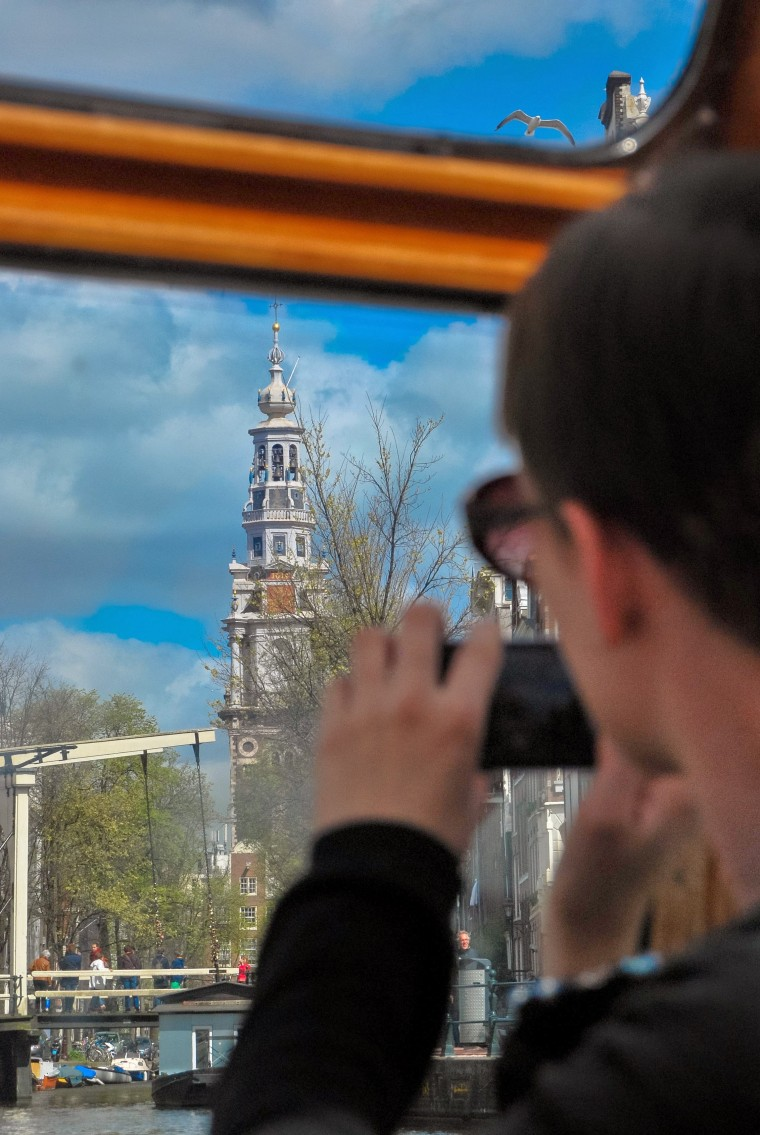 Travelling on a budget in Amsterdam