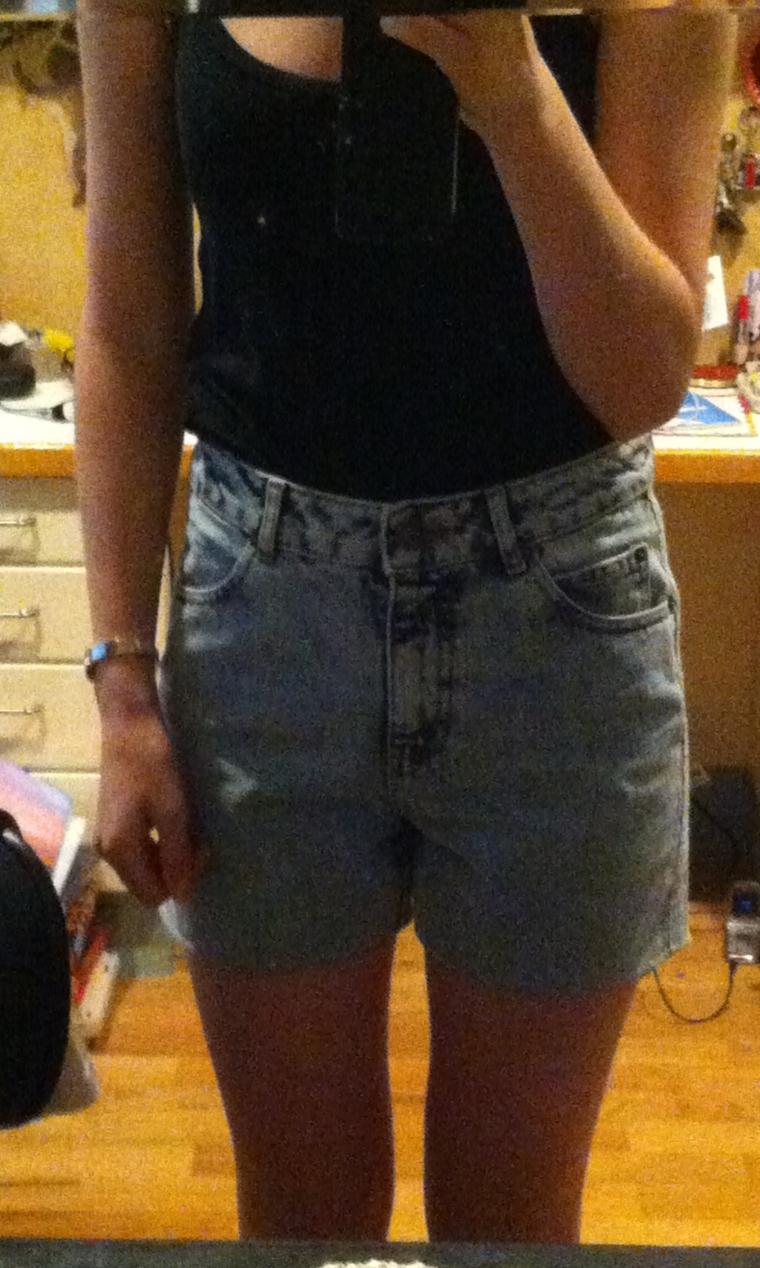 finished shorts