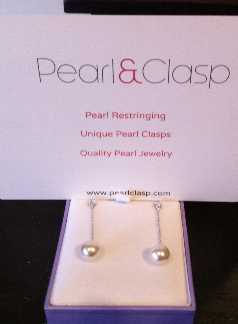 Pearl and Clasp