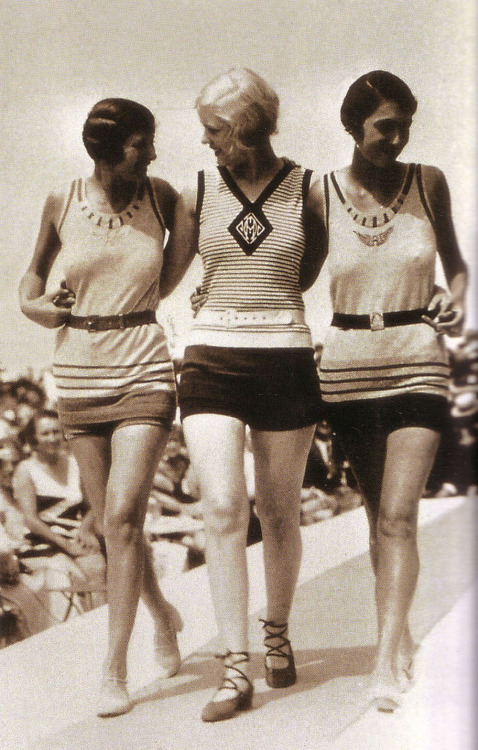 How Fashion Shows Have Changed Since The 1920s