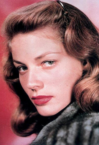 Lauren Bacall Makeup Tutorial