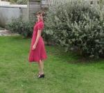 lindy bop dress