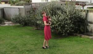 Landgirl dress
