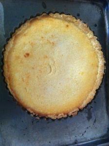 Lemon Tart With Sweet Shortcrust Pastry