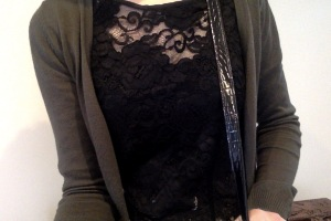 OOTD lace
