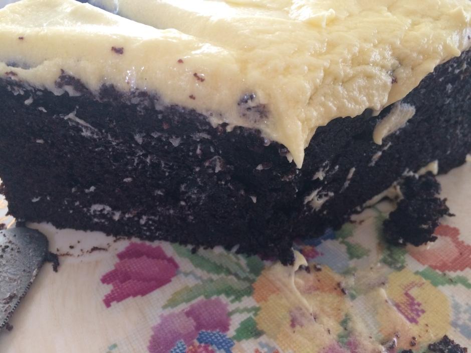 Devils Chocolate Cake Recipe