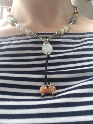ootd necklace burma