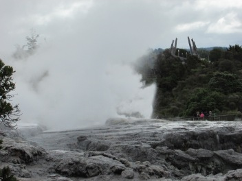 Whakarewarewa, Rotorua