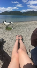 Tikitapu, Blue Lake