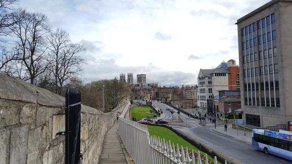 Roman Wall, York