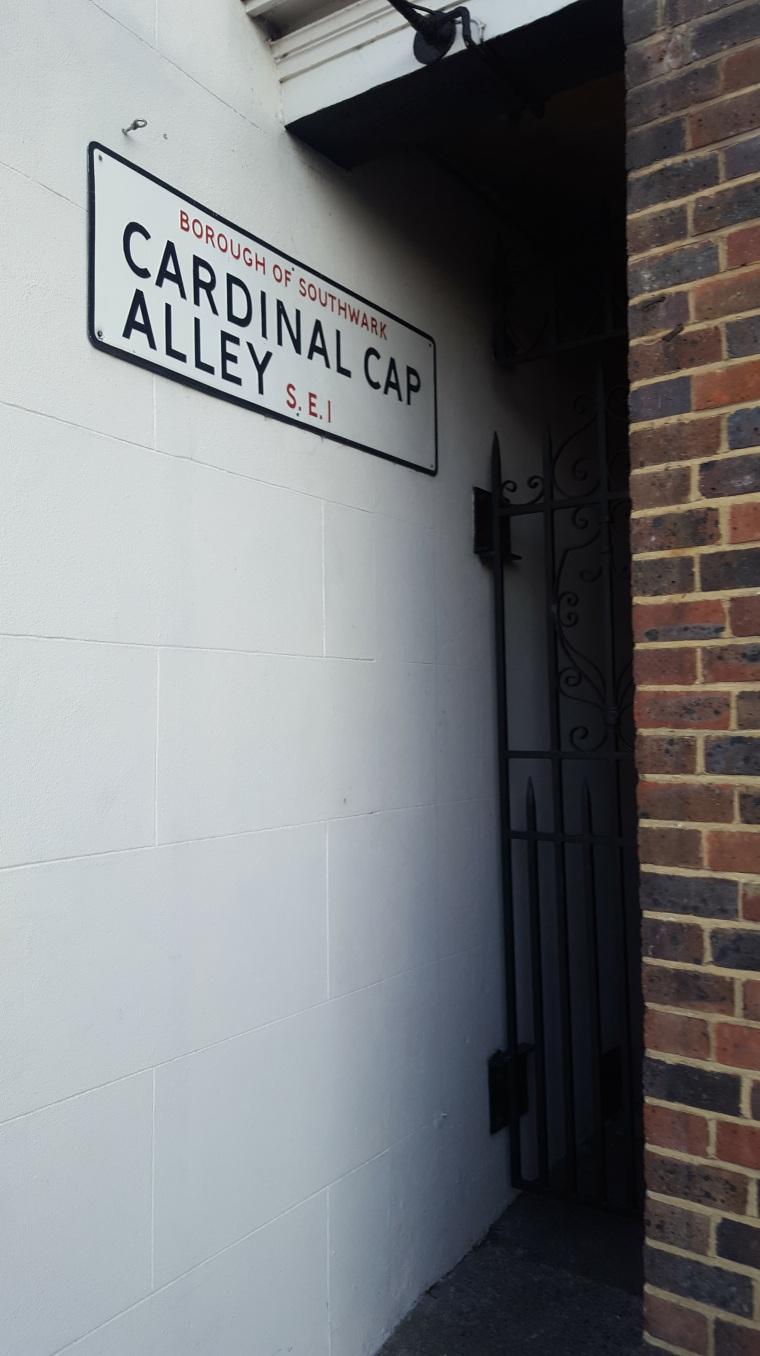 Cardinal Cap Alley, Southwark