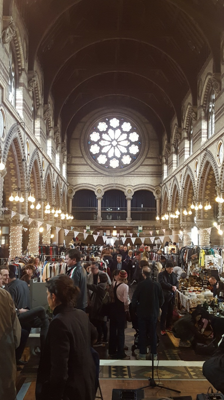 St Stephen's Vintage Fair London