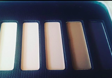 w7 nude eyeshadow palette